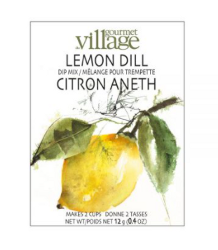Gourmet Du Village Lemon Dill