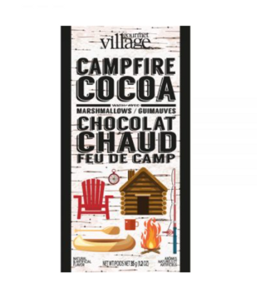 Gourmet Du Village Hot Chocolate - Campfire Cocoa