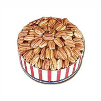 Gift Tin with Texas Pecans