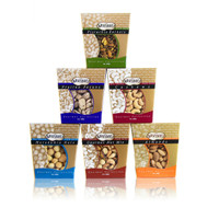 austiNuts 6 Individual Boxes of the Gourmet Collection  Weight: 48 oz (8oz each box)