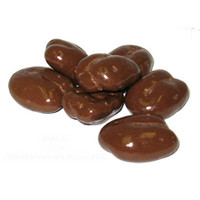 Yummy, austiNuts Texas Pecans covered with milk chocolate!  Contains: Pecans, Sugar, Whole Milk, Chocolate Liqueur, Cocoa Butter, Cocoa Powder, Salt, Vanilla and Confectioner's Glaze  Price per 1lb.