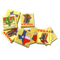 austiNuts Texas Chocolate Squares are great to add in your Texas Themed Gift baskets or bring them out at your next BBQ!  Price per 1lb.