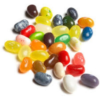 austiNuts carries a variety of jelly beans! We collected our official flavors and stirred them up for the ultimate Jelly Belly assortment!  All Jelly Belly jelly beans are certified OU Kosher by the Orthodox Union.  Price per 1lb.