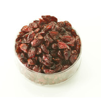 austiNuts Cranberries are great in trail mixes, salads, with cereal or eaten on their own. They offer antioxidants, anti-inflammatory, and anti-cancer health benefits.   Contains: Cranberries, Sugar or Fructose and Sunflower Oil