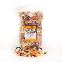 austiNuts knows we all need a vacation. Bring the island life with you everyday with our new Sunny Island Snack Mix!  Contains: Peanuts, Chilean Raisins, Banana Chips, Dried Pineapple, Dried Almonds, Dried Walnuts