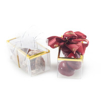 Clear Rectangle Box Wedding Party Favor