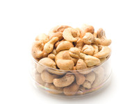 Garlic Cashews