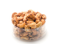 Green Chili Cashews