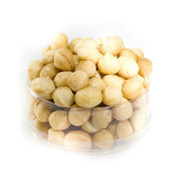 Macadamia Nuts - Unsalted, Salted, Raw
