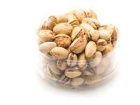 Garlic Pistachios In-Shell