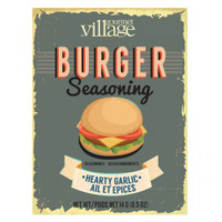 Gourmet Du Village Retro Burger Seasoning