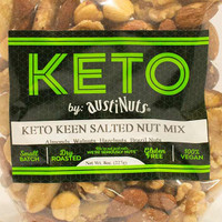Keto Keen Salted Nut Mix