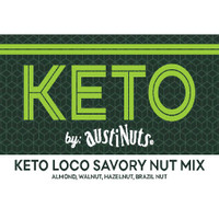 Keto Loco Savory Nut Mix