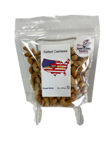 We Love U.S.A. Salted Cashews