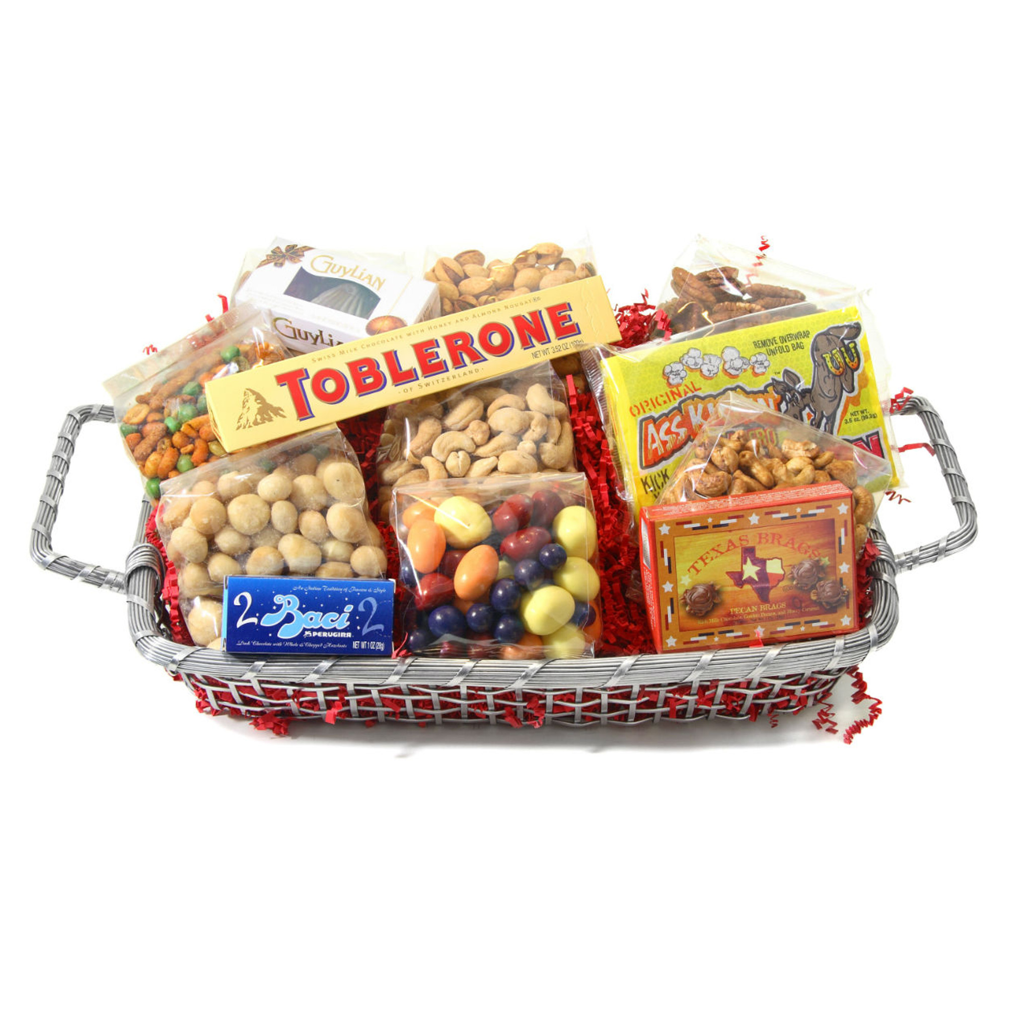 Gift Basket For Him He Likes To Be Surprised Too AustiNuts