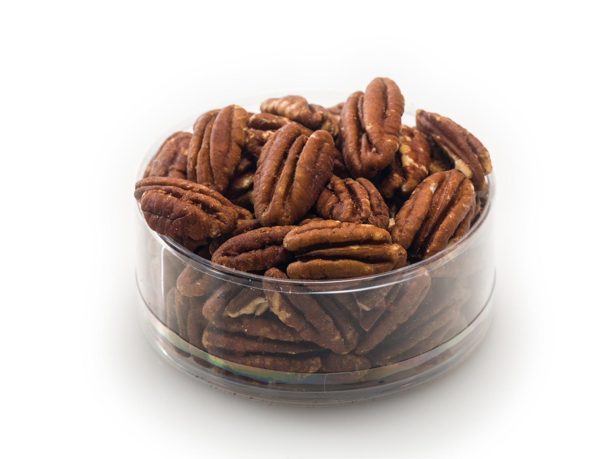 Mesquite BBQ Pecans Fresh Dry-Roasted Daily - Sold in bulk