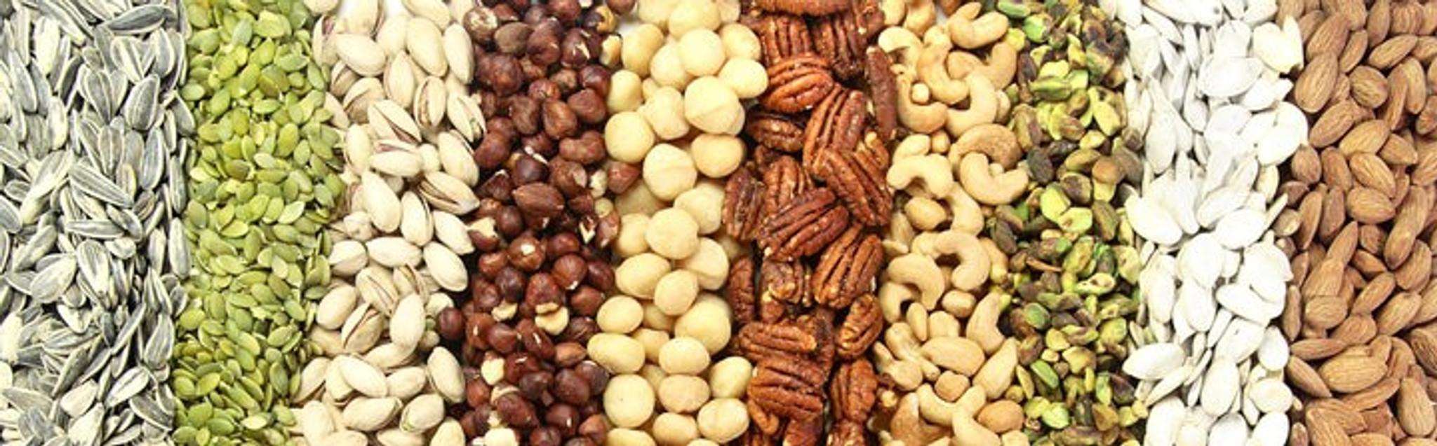 Dry Roasted Nuts - austiNuts in Austin, TX