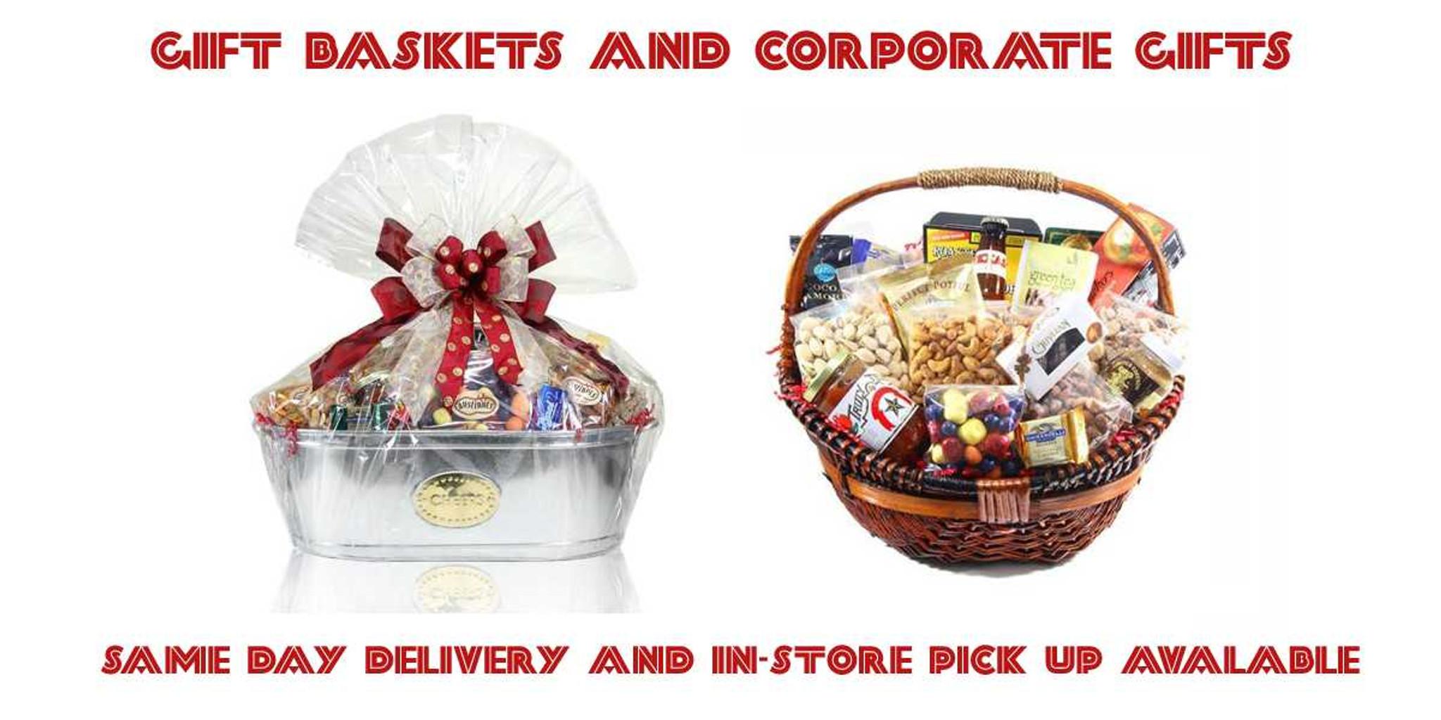 Why should I send a gift basket? austiNuts in Austin, TX