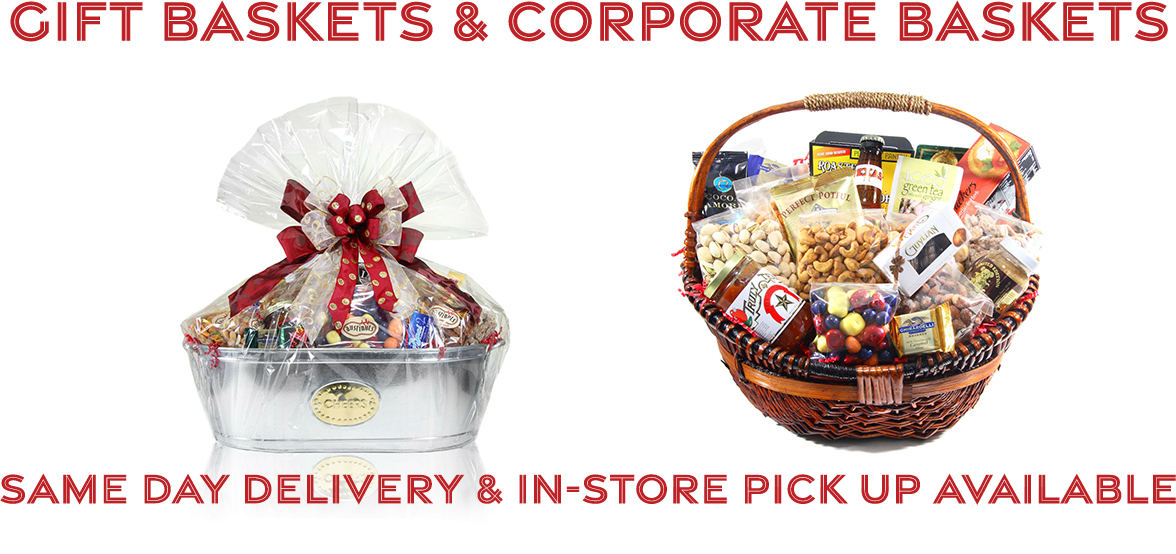 A few of austiNut's corporate gift baskets are simple gifts for ones that you love.