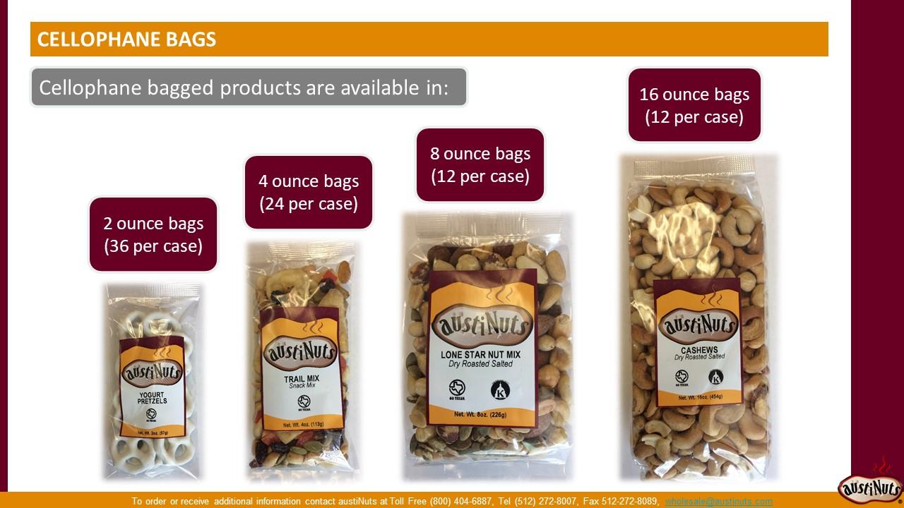 austiNuts Wholesale Distributors - Call us (512) 272-8007