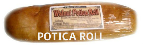 1 ea Andrej's Potica (Add-on item / must be shipped with Kronski's)