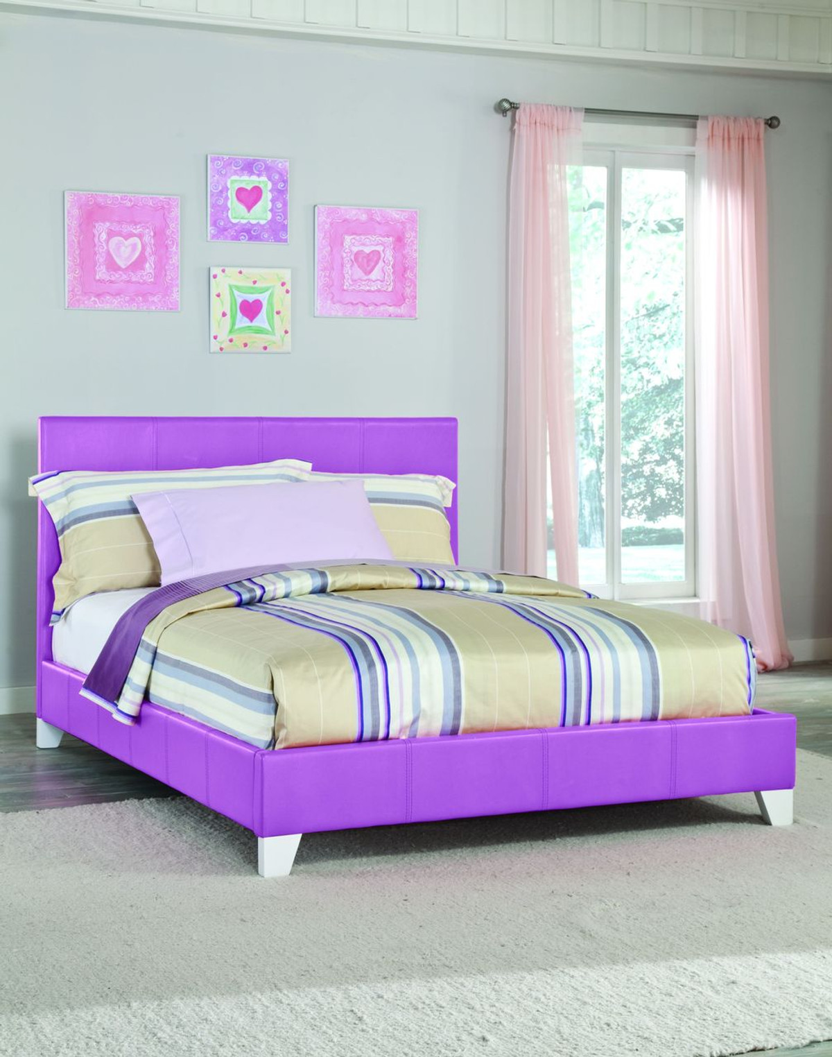 finest selection 05c86 2885e YOUTH BED-LAVENDER