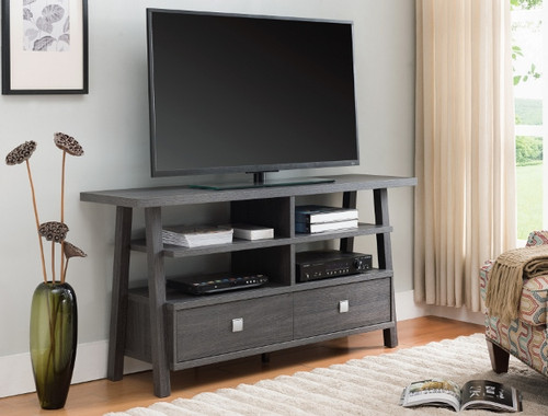 JARVIS GREY TV STAND