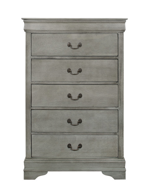 GREY LOUIS PHILIP CHEST