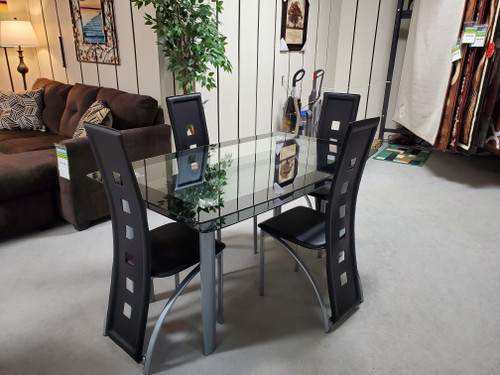 ECHO 5PC DINING SET