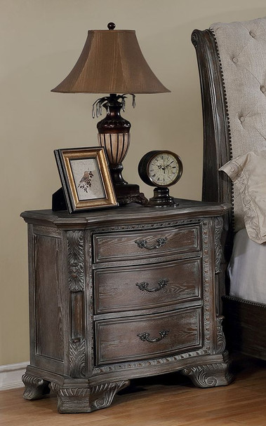 SHEFFIELD CAMEL NIGHTSTAND