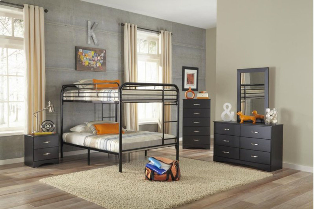 Rent To Own The Full Full Bunk Bed At Happy S Home Center Serving Tampa Fl And Surrounding Areas