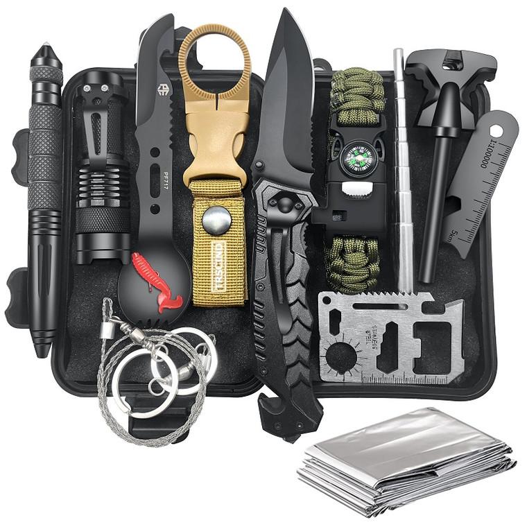 Multifunctional Portable Multipurpose Survival Kit