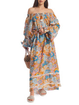 Women Dodo Bar Or Toto Dress - Multicolour Size S UK 8 US 4