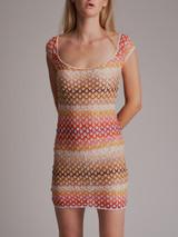 Women Missoni Beach Cover-Up - Multicolor Size XS UK 6 US 2 IT 38