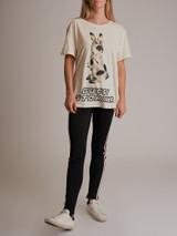 Women Gucci Striped Leggings - Black Size S UK 8 US 4