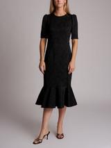 Women Dolce & Gabbana Lace Dress - Black Size S UK 8 US 4 IT 40