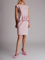 Women Christian Dior Vintage Midi Dress - Pink Size M UK 10 US 6 FR 38