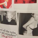 Women Dolce & Gabbana Marilyn Monroe Print Silk Shirt - Size M  White US 8 IT 44