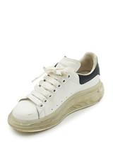 Women Alexander McQueen Oversized Sneaker - White UK 4.5 US 6.5 EU 37.5