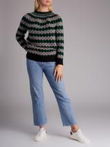 Women Gucci Knit Sweater - Multicolour Size L UK 12 US 8