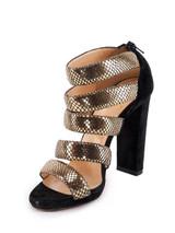 Women Christian Louboutin Mehari Ankle Boots - Black Size UK 5 US 8 EU 38