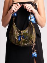 Women Valentino Bamboo Jungle Handbag - Multicolour