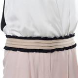 Women Pinko Halter Jumpsuit Nude - Size S  Beige US 4 FR 36