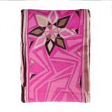 Women Emilio Pucci Pink print cashmere scarf -  Pink