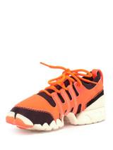Women Adidas Sneaker -  Orange Size S