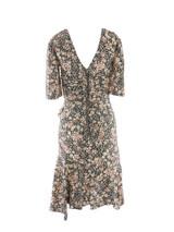 Women Isabel Marant Floral-Print Maxi Dress - Multicolour Size XS UK 6 US 0 FR 34