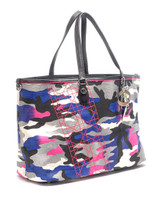 Women Christian Dior Anselm Reyle Tote Bag - Multicolour