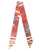 Women Hermès Twilly Scarf - Multicolour