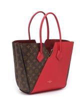 Women Louis Vuitton Monogram Kimono Bag - Brown
