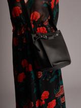 Women Celine Big Bucket Bag - Black